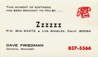 Z Business Card